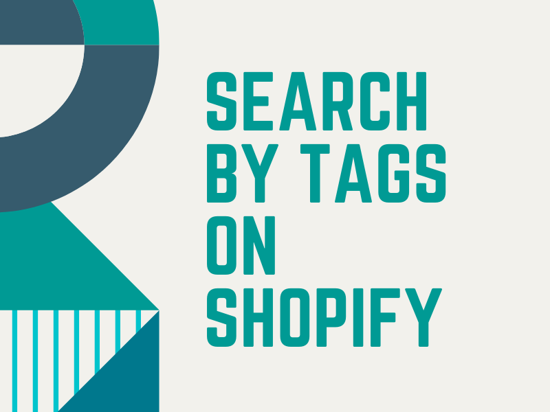 Search by Tags on Shopify